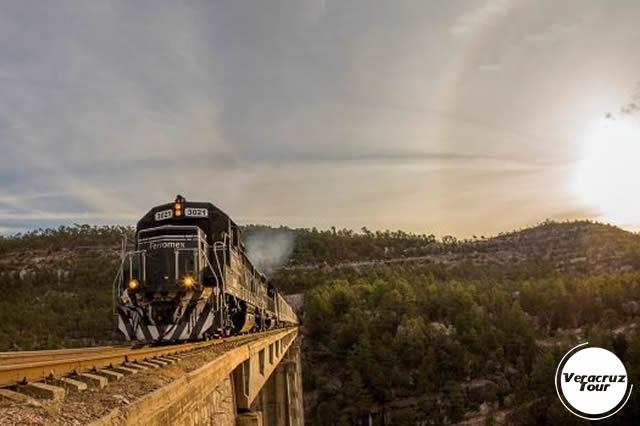 Excursión a El Chepe Express Saliendo de Veracruz, Xalapa, Puebla y Ciudad de México