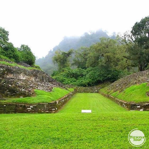 Zona Arqueológica De Cuajilote En Filobobos Veracruz