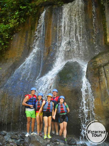 Bellezas naturales del río Filobobos Tlapacoyan, Veracruz