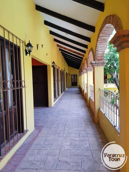 Hotel Colonial Río Pescados Jalcomulco Veracruz