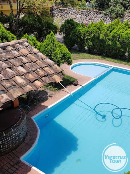Alojamiento En Hotel Río Pescados Jalcomulco Veracruz