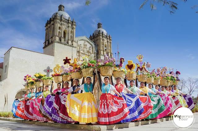 Excursión a Oaxaca Saliendo De Veracruz, Cardel y Xalapa