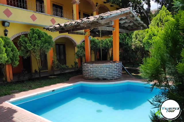Hospedaje En Hotel Río Pescados Jalcomulco Veracruz