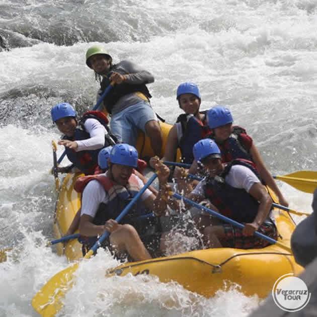 Rafting En El Rïo Filobobos Veracruz