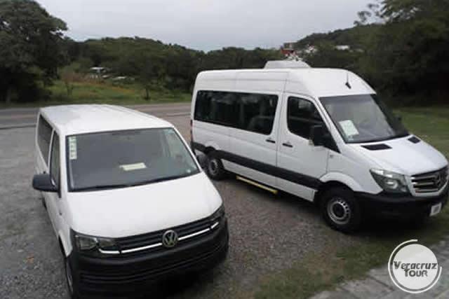 Transportación En El Estado De Veracruz - Camioneta Tipo Sprinter