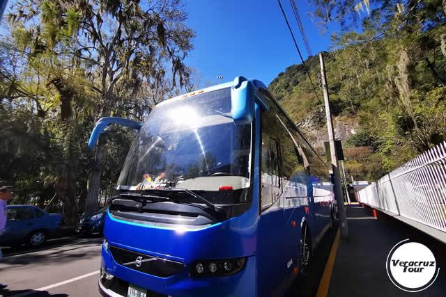 Transportación En Autobuses Volvo En Veracruz