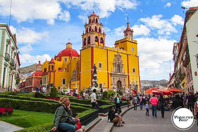 Excursión a Guanajuato Saliendo De Veracruz y Xalapa