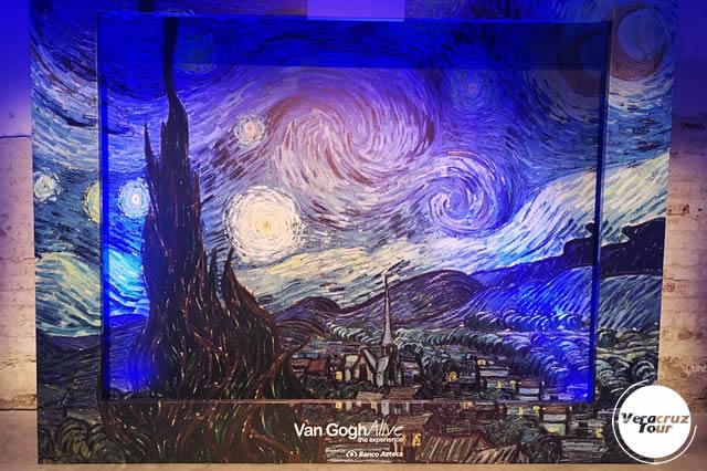 Van Gogh Alive Saliendo De Veracruz y Xalapa